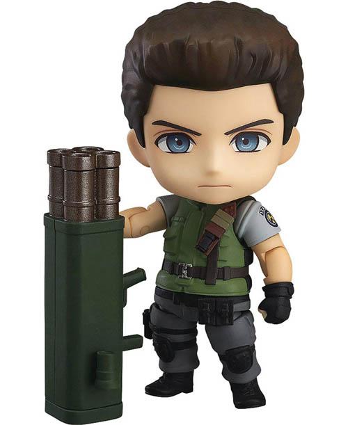 Resident Evil Chris Redfield Nendoroid