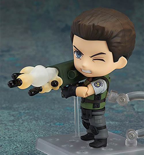Resident Evil Chris Redfield Nendoroid