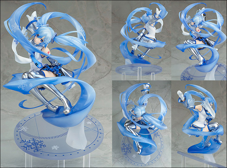 Character Vocal Snow Miku 1/7 Fig