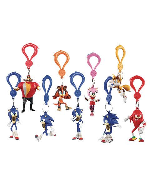Sonic Boom Figure Hangers