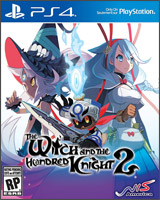PS4 Witch and the Hundred Knight 2 Boxart