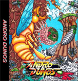 Andro Dunos Neo Geo CD