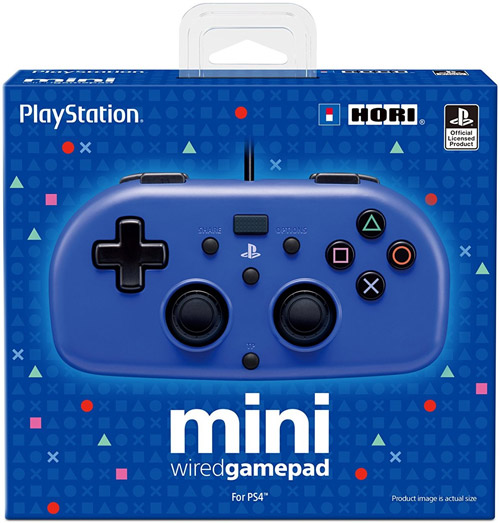 PlayStation 4 Hori Mini Wired Gamepad