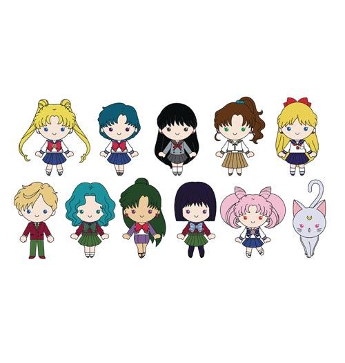 Sailor Moon Figural Keyrings Series 3 BMB