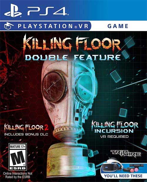 Killing Floor: Double Feature