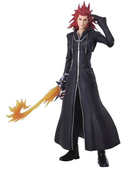 Kingdom Hearts III: Bring Arts Axel Action Figure