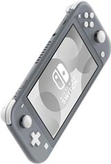 Nintendo Switch Lite Gray Refurbished System - Grade A