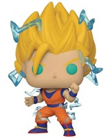 Pop Animation Dragon Ball Z Super Saiyan 2 Goku Vinyl Figure