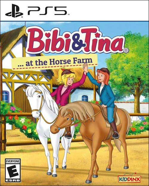 Bibi & Tina at the Horse Farm