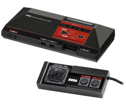 Sega Master System Original Model Trade-In