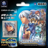 Gamecube Memory Card Phantasy Star Online III by Hori