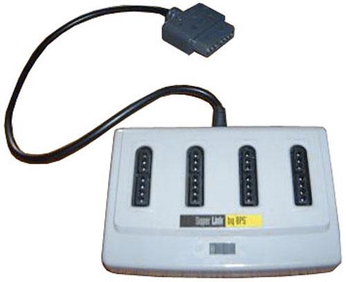 SNES MultiTap Adapter