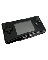 Nintendo Game Boy Micro Black