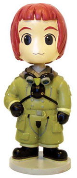 Last Exile Lavie Bobble Head