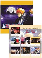 Bleach 14 Month 2006 Calendar