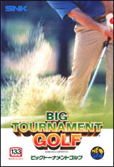 Big Tournament Golf Neo Geo AES