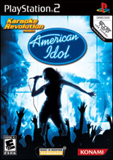 Karaoke Revolution: American Idol Game Only