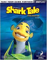 Shark Tale Official Strategy Guide Book