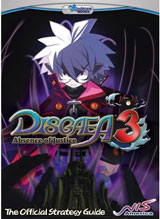 Disgaea 3: Absence of Justice Official Strategy Guide