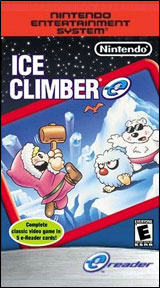 Ice Climber e-Reader Cards