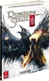 Dungeon Siege III Official Guide