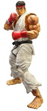 Street Fighter IV Play Arts Kai Ryu AF