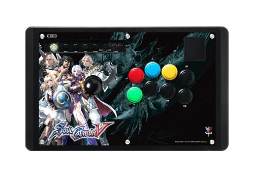 Xbox 360 Soul Calibur V Hori Arcade Stick