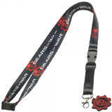 Gears of War Lanyard With Charm