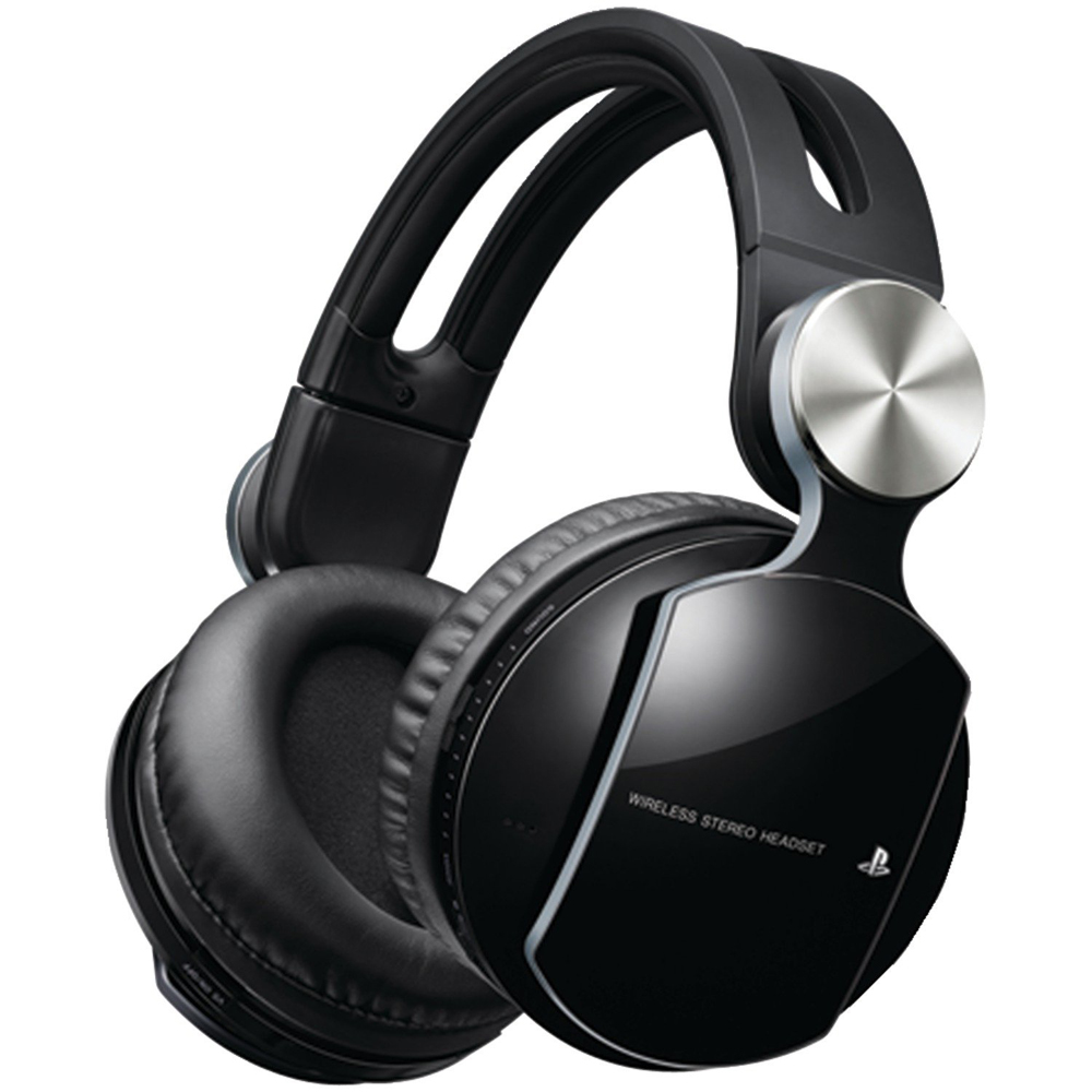 PS3 PULSE Wireless Stereo Headset Elite Edition