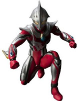 Ultraman Nexus: Junis Ultra-Act Action Figure