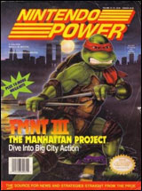 Nintendo Power Volume 33: TMNT III