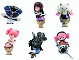 Puella Magi Madoka Magica: Mascot Trading Figures