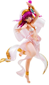 Magi: The Labyrinth of Magic Morgiana Gem PVC Figure