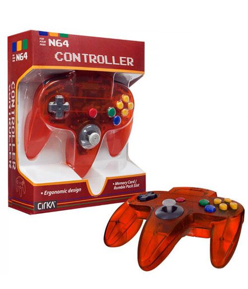 N64 Cirka Controller Fire