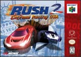 Rush 2 Extreme Racing USA