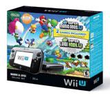 Nintendo Wii U Mario & Luigi Deluxe Set LE Bundle