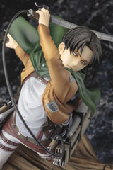 Attack On Titan Levi Artfx J 11