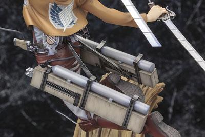 Attack On Titan Levi Artfx J 11 Inch 1/8 Scale Statue