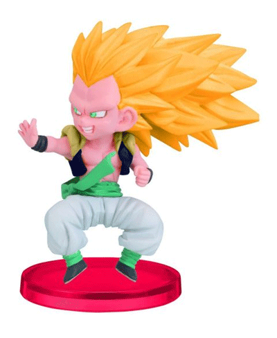 Dragon Ball Z: World Collectible Figures Gotenks
