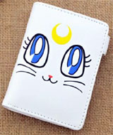 Sailor Moon: Artemis White Wallet
