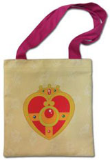 Sailor Moon Heart Locket Tote Bag