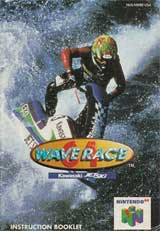 Wave Race 64 (Instruction Manual)