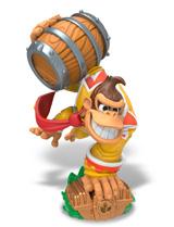amiibo Turbo Charge Donkey Kong Skylanders SuperChargers