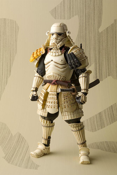 Star Wars Movie Realization Teppo Ashigaru Sandtrooper Action Figure