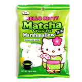 Hello Kitty Matcha Green Tea Marshmallow 2.8oz