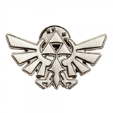 Legend of Zelda Logo Lapel Pin