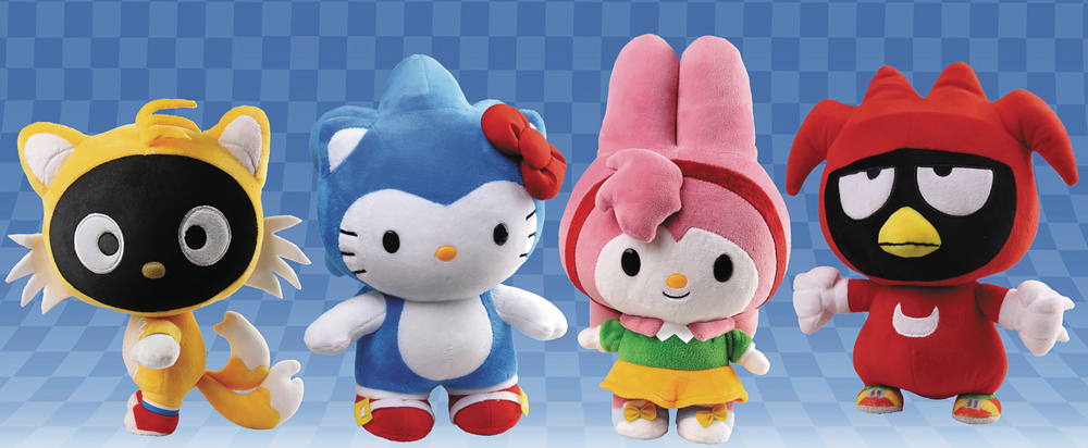 Sonic-X-Sanrio-10-Inch-Deluxe-Plushies