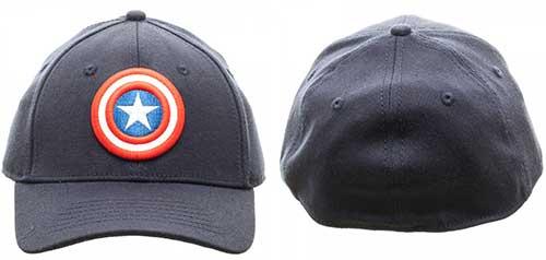 Marvel Captain America Flex Cap