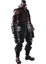 Final Fantasy VII Play Arts Kai Barret Wallace Action Figure