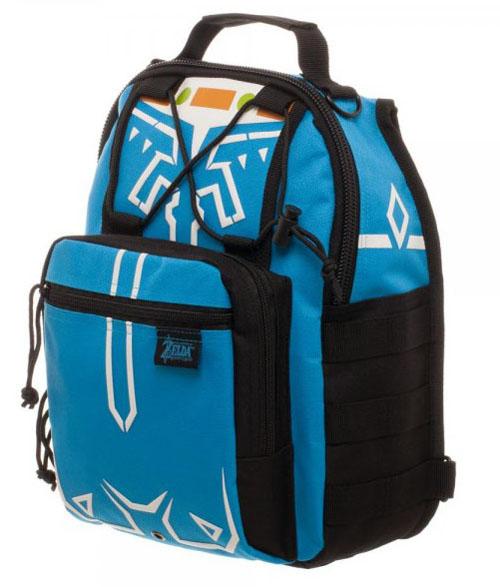 Legend of Zelda Breath of the Wild Mini Sling Backpack